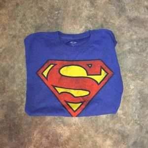 Men Superman t shirt. Size medium. DC Comics